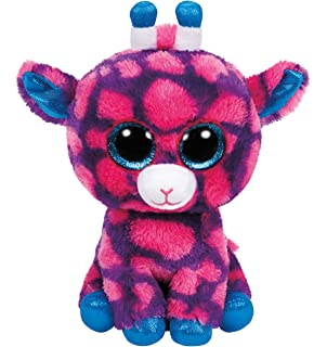 Amazon.com  Ty Beanie Boos - Safari (Large) the Giraffe  Toys   Games 8792f7d5032a