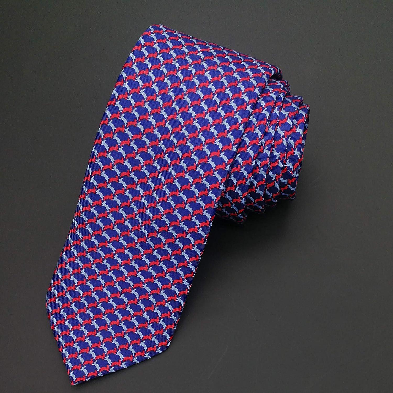 Corbatas 100% de seda para hombres. Corbatas hechas a mano con ...