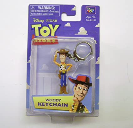 Amazon.com: Toy Story 3 Woody Llavero: Toys & Games