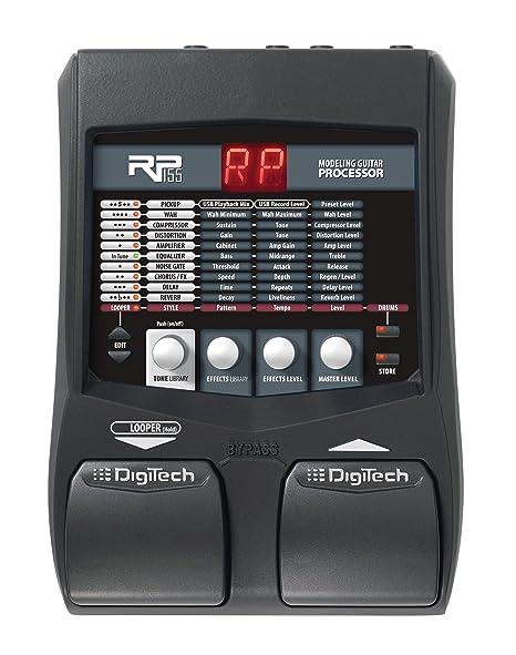 Digitech RP 155 black