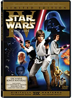 Amazon com: Star Wars Trilogy (Widescreen Theatrical Edition