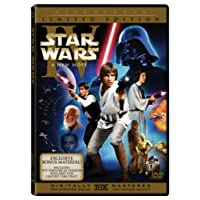 Star Wars Episode IV: A New Hope (Widescreen Limited Edition)  (Bilingual) [Import]
