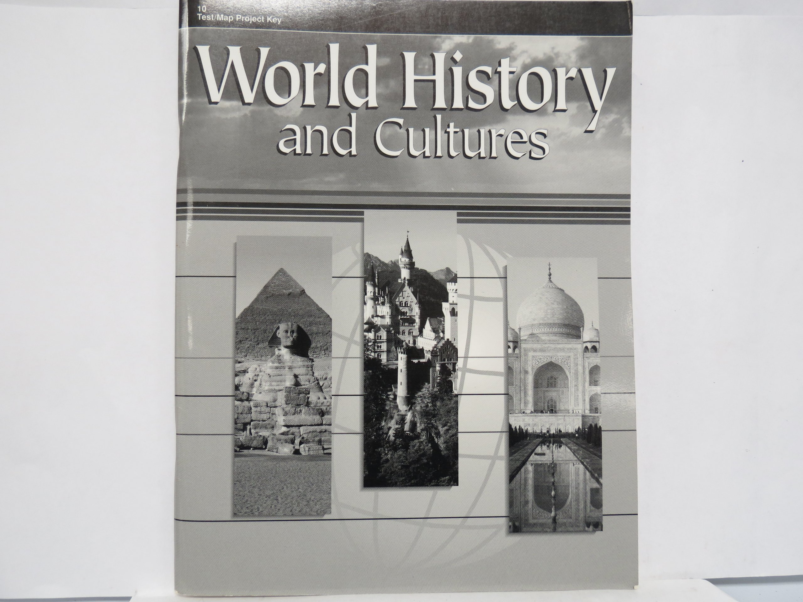 World history and cultures teachers testmap project key a beka world history and cultures teachers testmap project key a beka book amazon books gumiabroncs Gallery