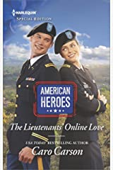 The Lieutenants' Online Love (American Heroes Book 2621)