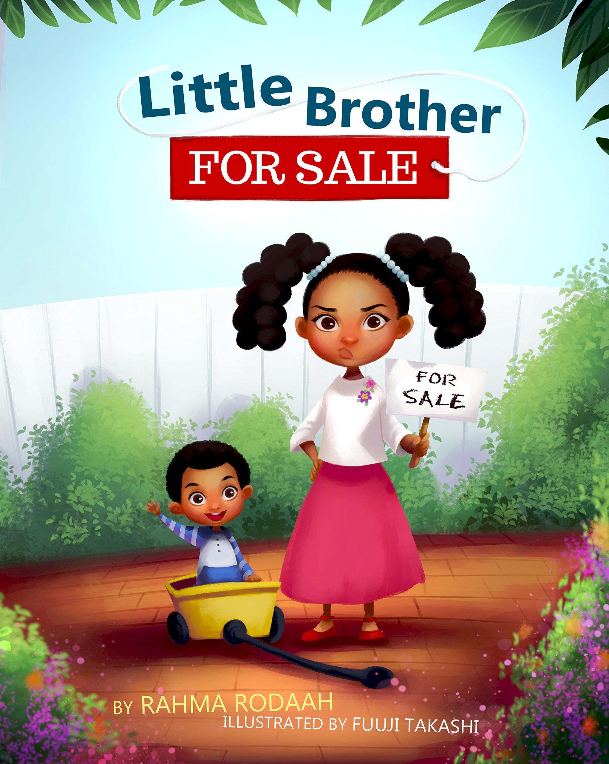 80bca0ee2fc7 Little Brother for Sale  Rahma Rodaah  9780995922938  Amazon.com  Books