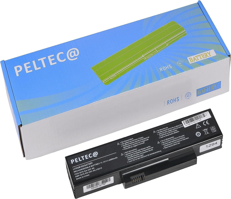 Laptop-Akkus V5535 V5555 V5535 T-2130 V-55150 V-5535 V-5555 PELTEC ...