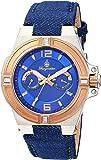 Burgmeister Damen-Armbanduhr Analog Quarz Textil BM220-933