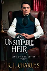 An Unsuitable Heir (Sins of the Cities Book 3) Kindle Edition