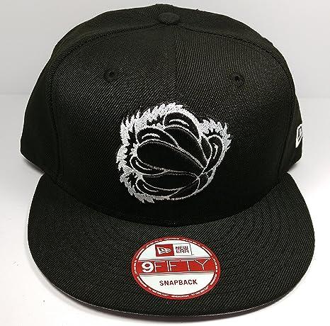 Amazon.com   New Era Memphis Grizzlies 9Fifty Vintage HWC Black ... 132a33185c9