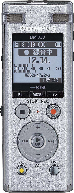 OLYMPUS(オリンパス)『ICレコーダー Voice-Trek(DM-750)』