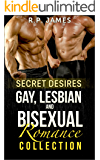 GAY, LESBIAN AND BISEXUAL ROMANCE COLLECTION: Secret Desires (gay romance, lesbian romance, bisexual romance, lgbt, sport, valentine, druid, collections, ... collections, collection, New Adult romance)