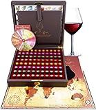 Kit Aromi del Vino Maestro Sommelier - 88 Aromi (inc. Ruota degli Aromi del Vino)