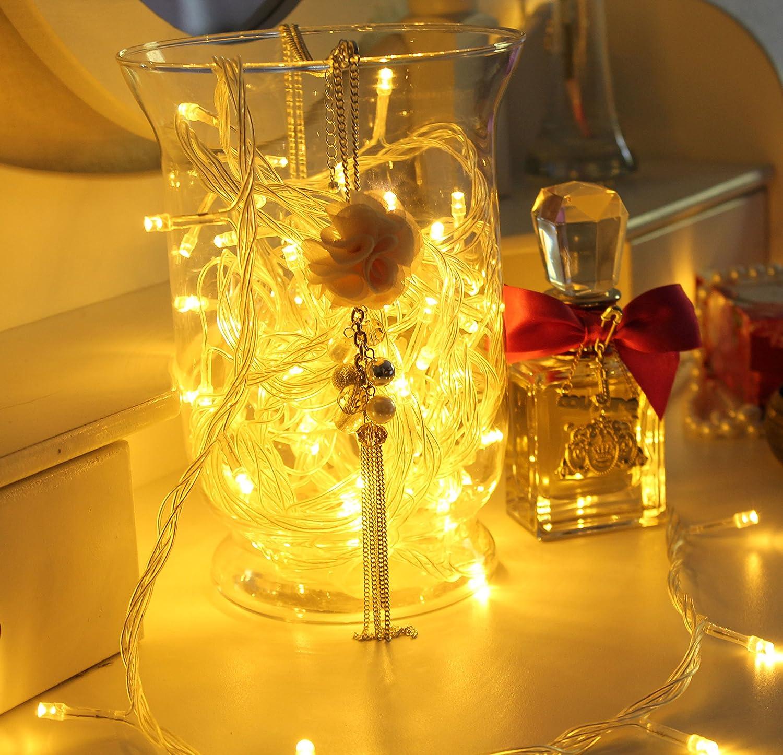 911uUEkADYL._SL1500_ Verwunderlich Led Lichterkette Innen Warmweiß Dekorationen