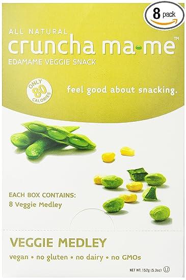 245de455afd0 Cruncha ma-me Edamame Veggie Snack