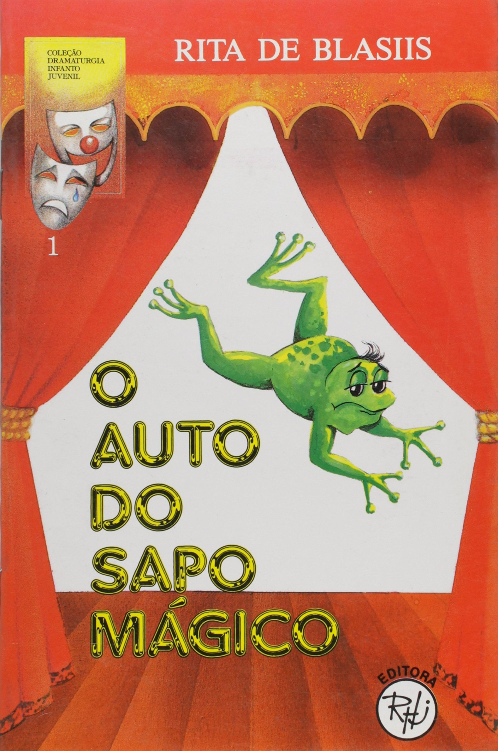 Download Auto Do Sapo Magico, O pdf