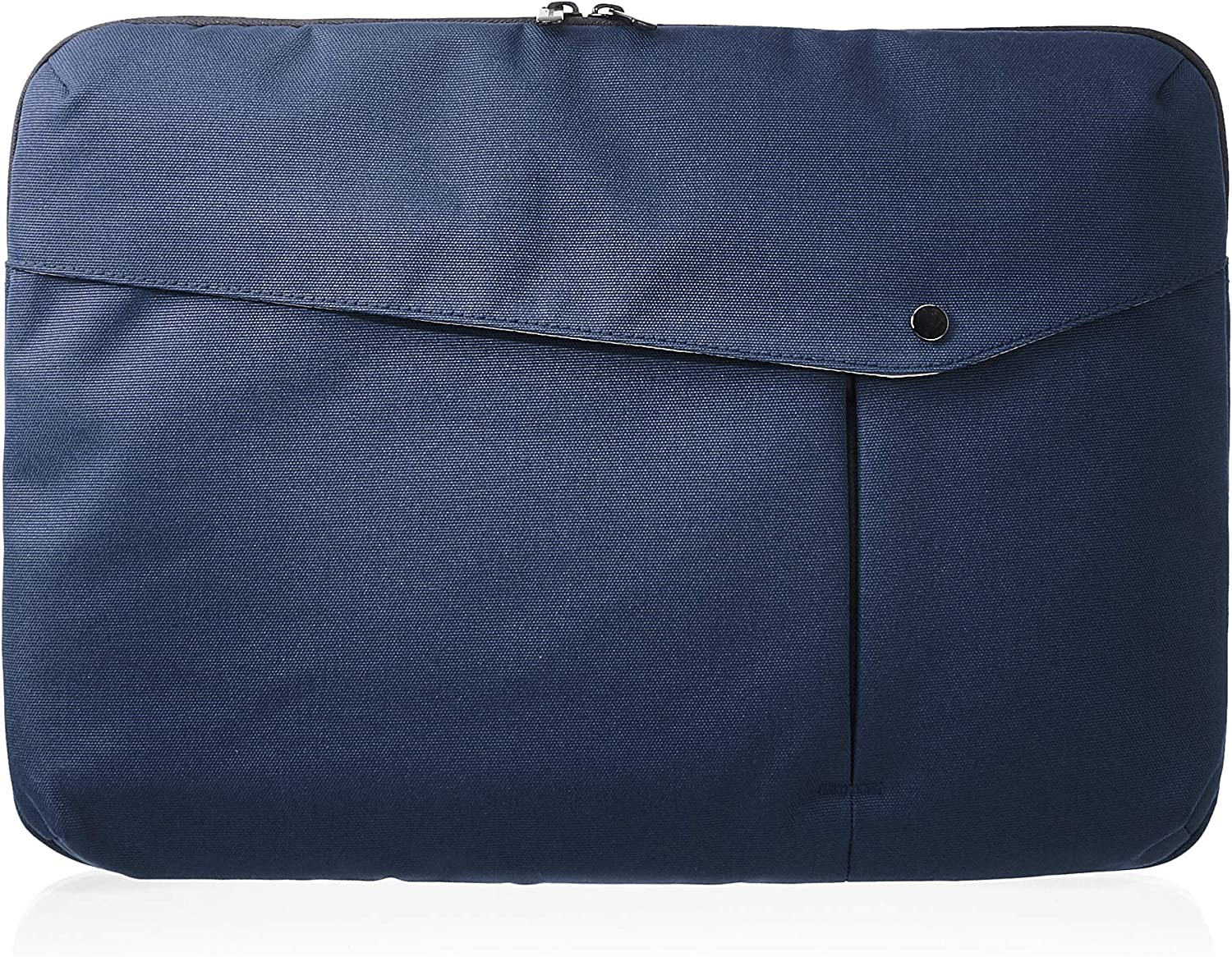 AmazonBasics Laptop Sleeve - 15-Inch, Navy