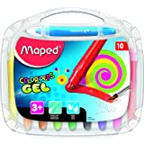 Maped 2 124 227,4 cm Color'Peps Smoothy Crayons gel «