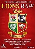 The British & Irish Lions 2013: Lions Raw (behind the scenes documentary) DVD