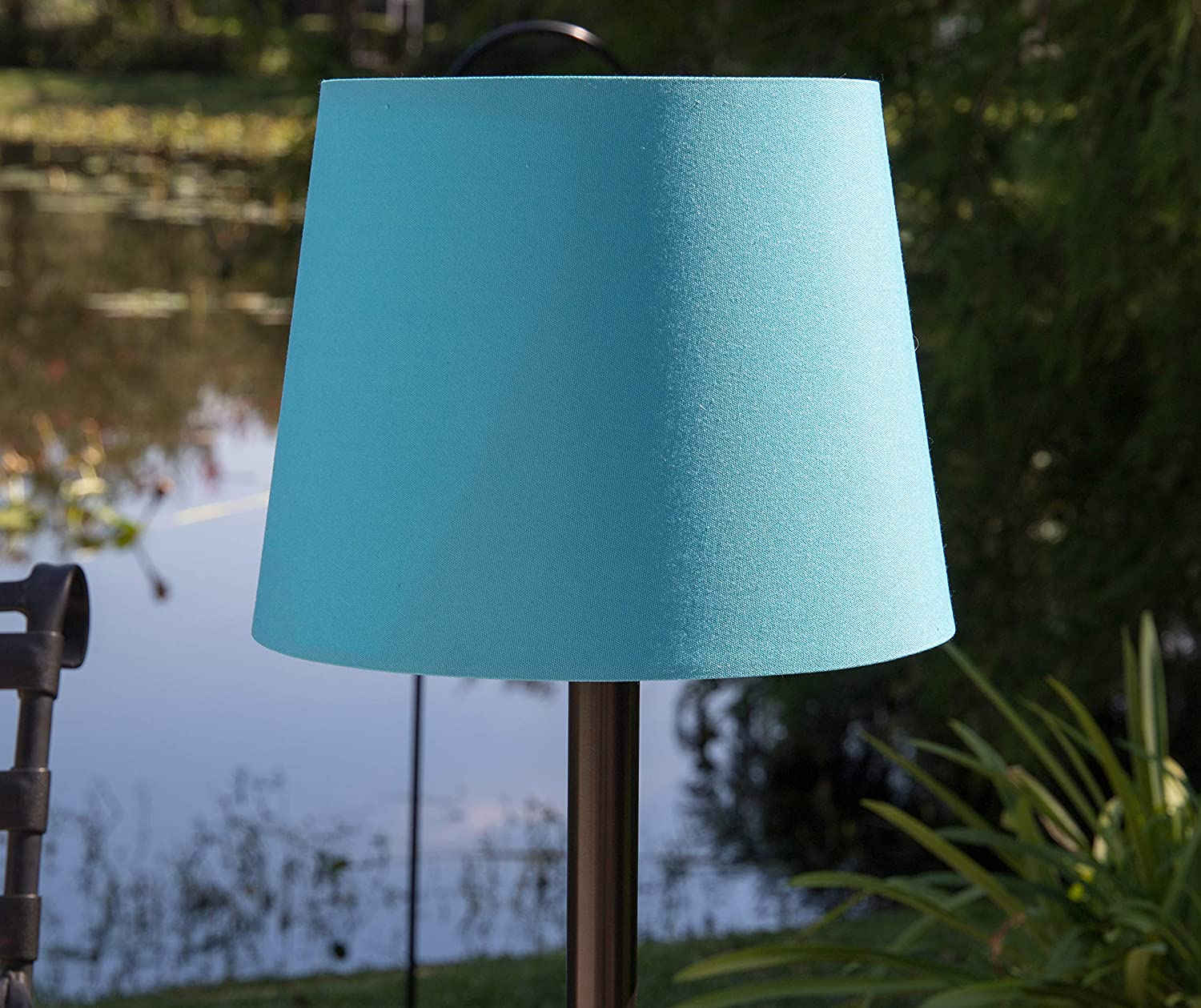 Kenroy Home Sophie Outdoor Table Lamp Bronze Finish