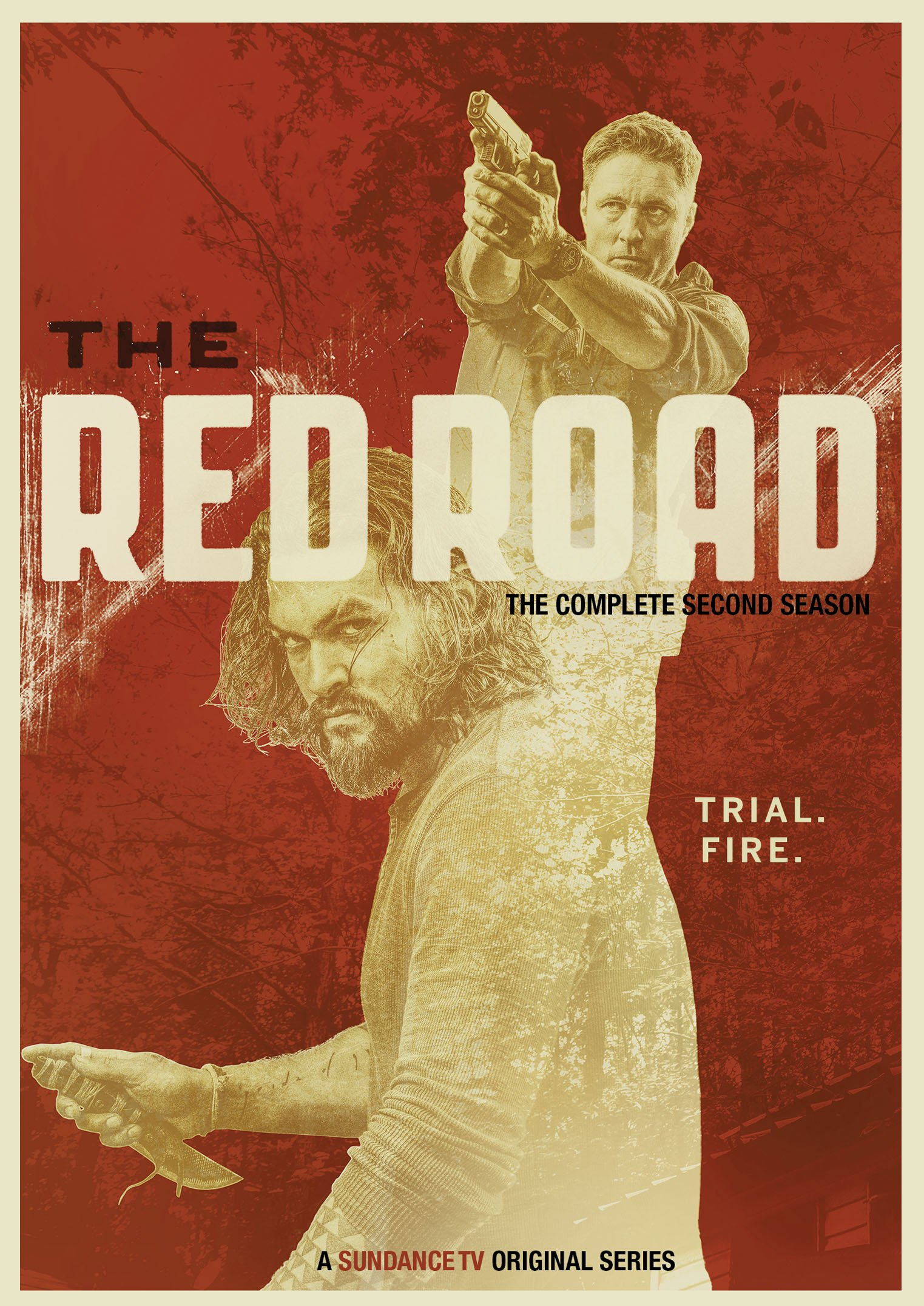 DVD : The Red Road: The Complete Second Season (2 Pack, 2 Disc)