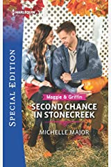 Second Chance in Stonecreek (Maggie & Griffin Book 2) Kindle Edition