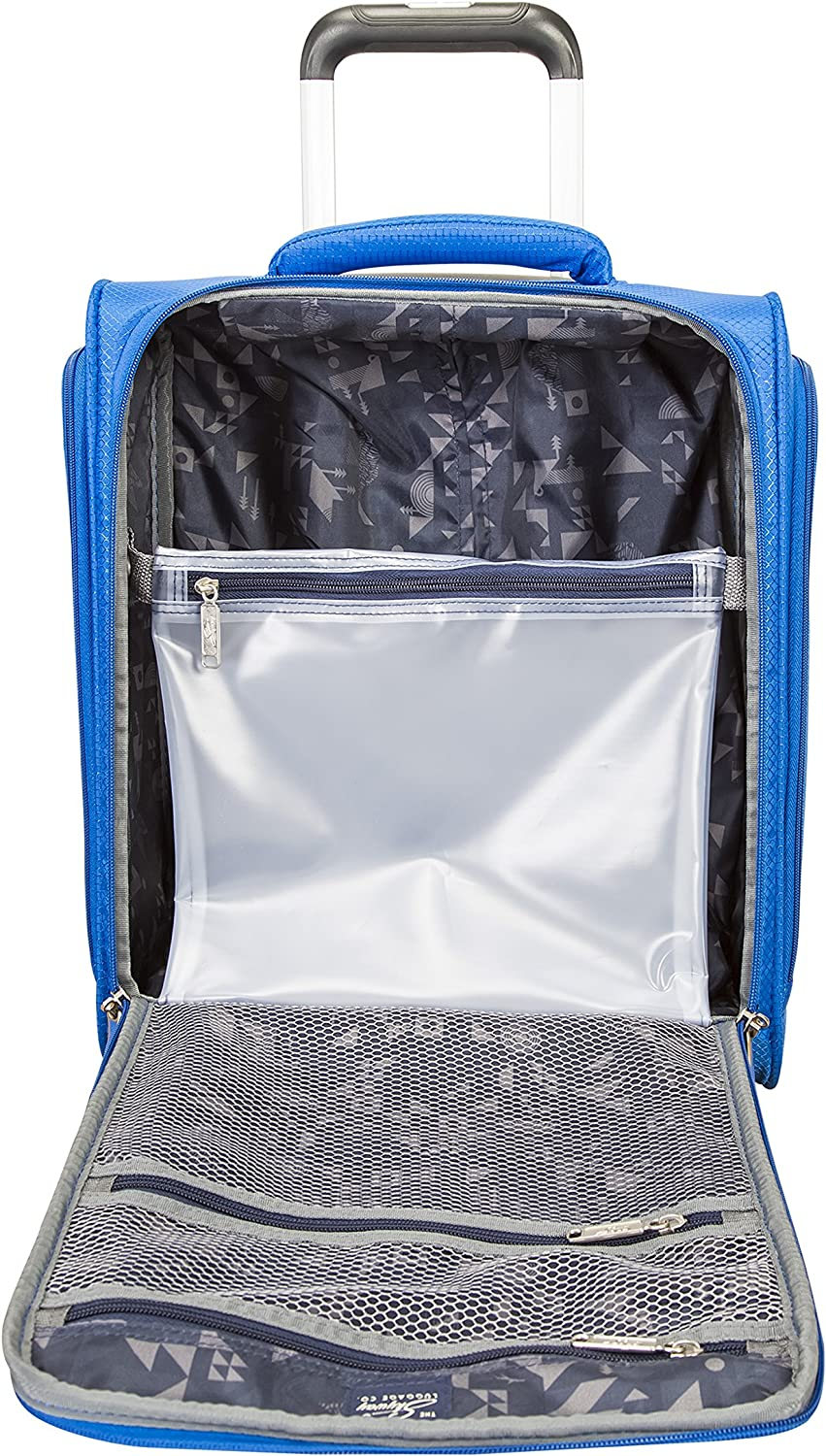 Mirage 2.0 16-Inch Under Seat Rolling Tote