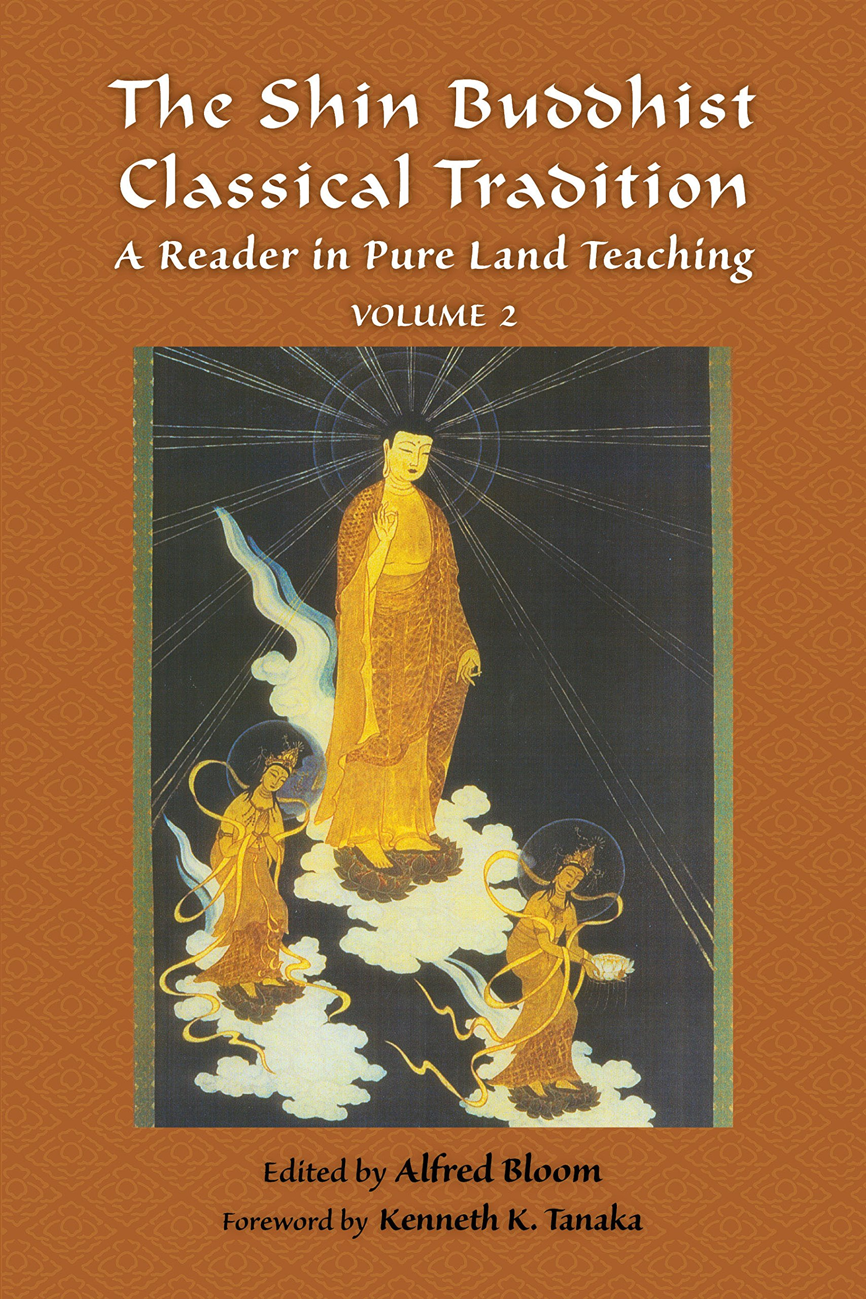 Read Online The Shin Buddhist Classical Tradition: A Reader in Pure Land Teaching, Vol. 2 (Treasures of the World's Religions) ebook