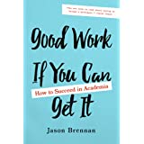 Good Work If You Can Get It: How to Succeed in Academia