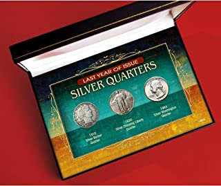 product image for American Coin Treasures Last Year of Issue Silver Quarters