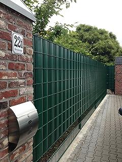 Cool 25m 83cm Höhe Doppelstabmattenzaun, Gartenzaun, Zaun, Metallzaun  OE67