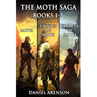 The Moth Saga: Books 1 - 3