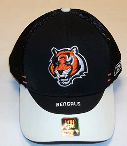 Amazon.com   Cincinnati Bengals Draft Hat By Reebok - Size L XL ... e5170c41a71