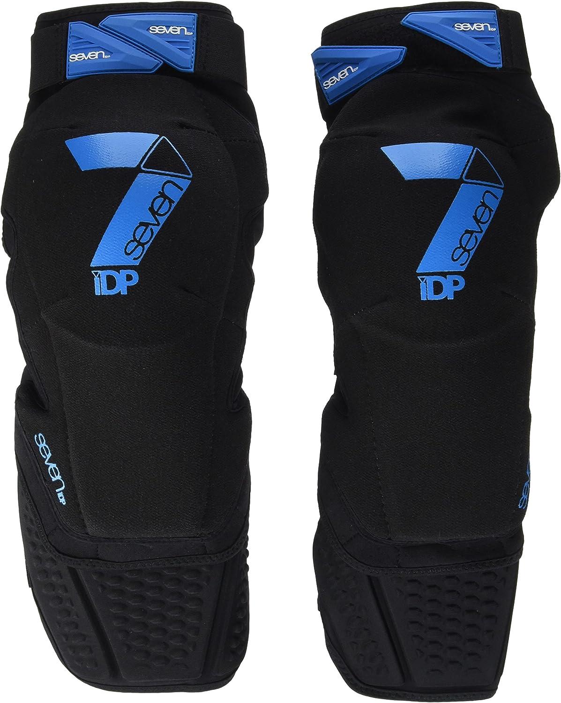 L black Seven Flex Knee//Shin Guard