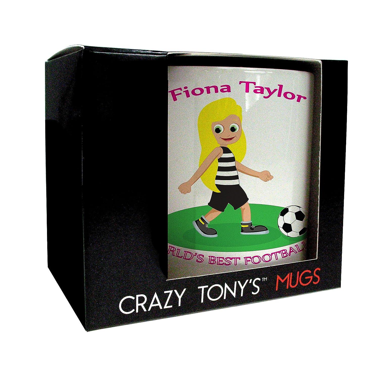 Fun Football Presents Football Gifts For Boys Boys Football Mug