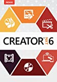 Software : Roxio Creator NXT 6 Complete CD/DVD Burning and Creativity Suite for PC (Download)