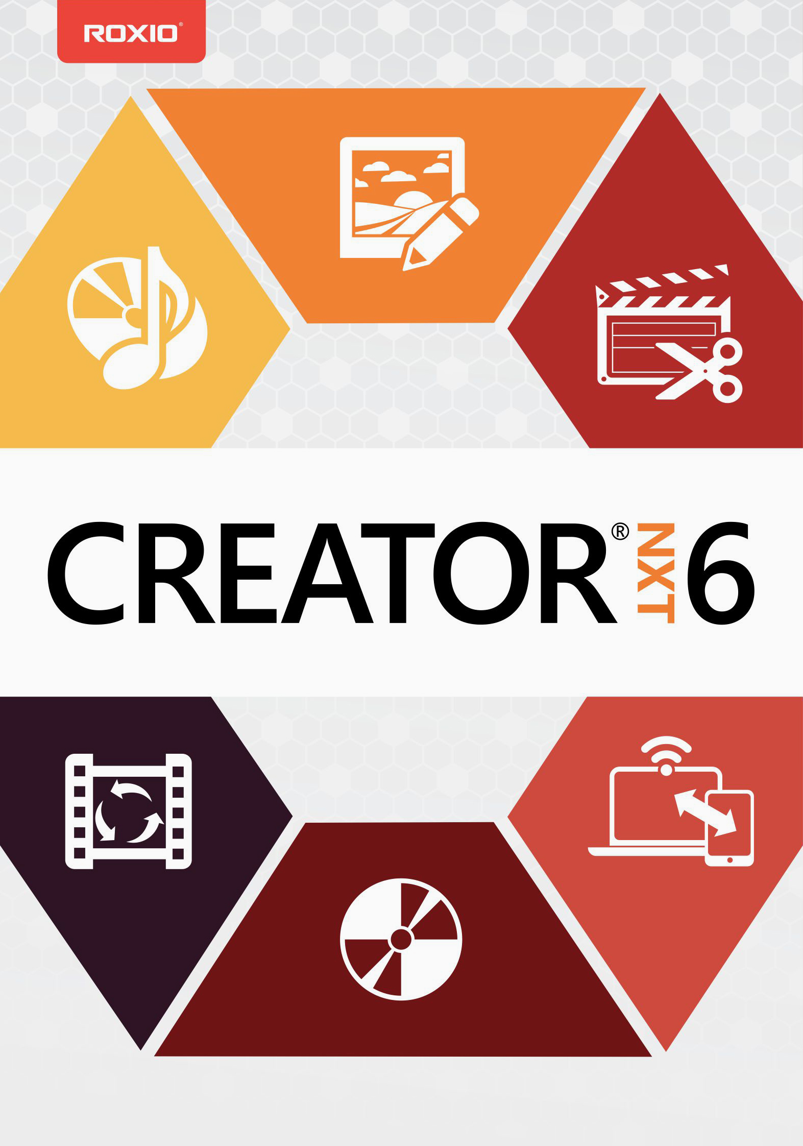 Creator NXT 6 [Download] by Roxio
