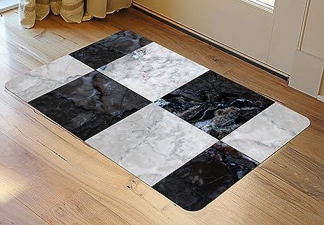Lovely 1930 Floor Tiles Tall 2 X 4 Ceiling Tiles Regular 2 X 8 Subway Tile 4X2 Ceiling Tiles Youthful 6 X 24 Floor Tile Soft6 X 6 White Ceramic Tile Amazon.com: Faux Flooring Faux Tile Floor Accent Mat, 23\