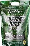 IronMaxx Instant Oats Neutral | Kohlenhydratreicher Shake aus 100% reinem Vollkornhafermehl | Für die Definitions- oder Massephase | Low Fat | 1 x 2kg