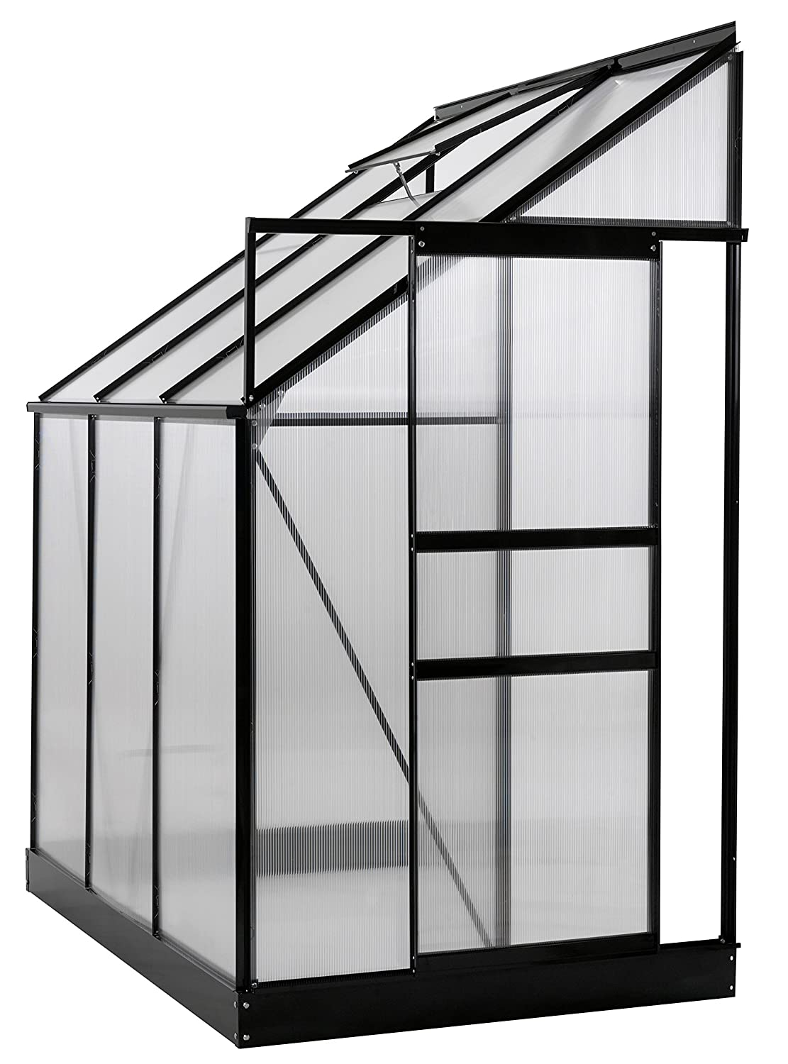 Amazon.com : Ogrow 25 sq.ft. Aluminum Lean-To Greenhouse with 6' x on lean greenhouse plans, lean to style greenhouses, conservatory greenhouse designs, small greenhouse designs, commercial greenhouse designs, glass greenhouses designs, lean to shed attached to house, attached greenhouse designs, barn greenhouse designs, home greenhouse designs, garden greenhouse designs, diy greenhouse designs, greenhouse plans designs, unique greenhouse designs, lean to gardening, indoor greenhouse designs, wood framed greenhouse designs, greenhouse product designs, lean to greenhouses cheap, large greenhouse designs,