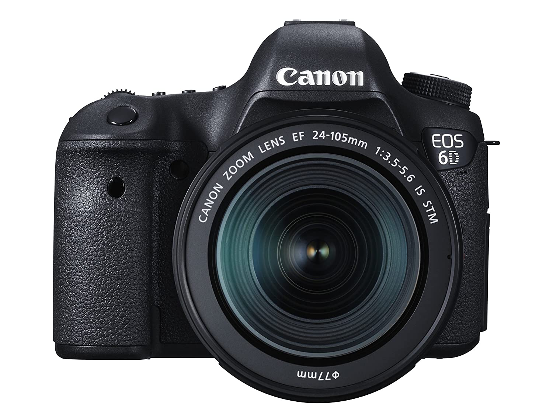 Canon EOS 6d Digital SLR Cámara (solo cuerpo) (Reacondicionado ...