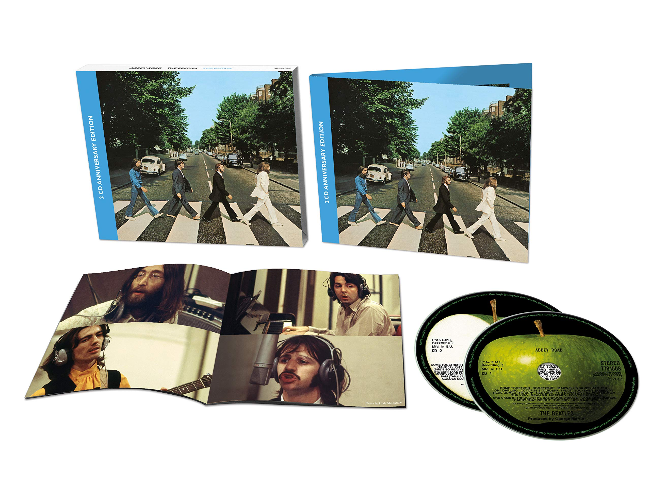 Abbey Road Anniversary [2 CD Deluxe] by Capitol