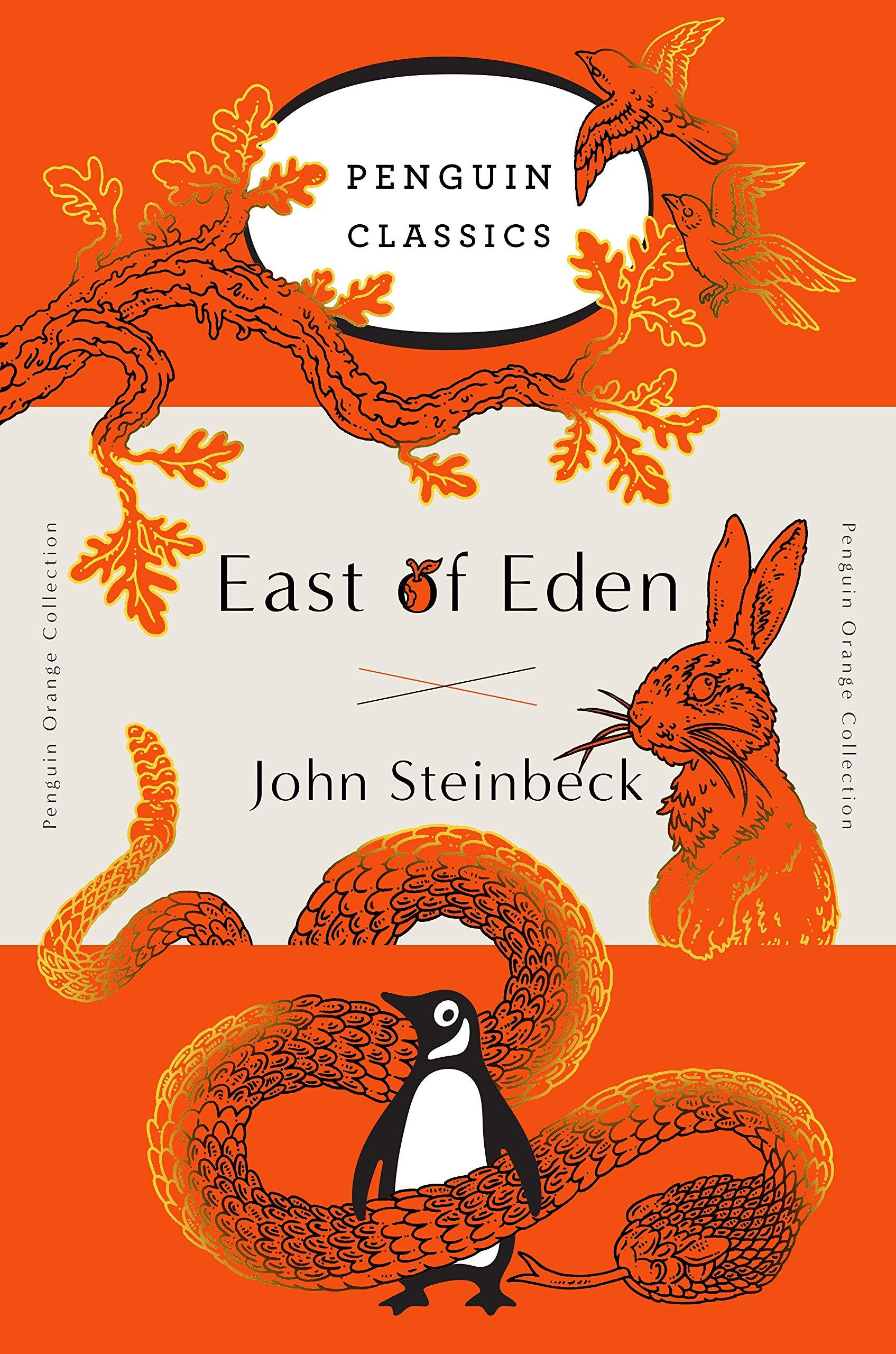 East of Eden: (Penguin Orange Collection): John Steinbeck