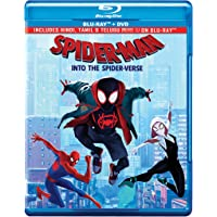 Spider-Man: Into the Spider-Verse (Blu-ray + DVD)
