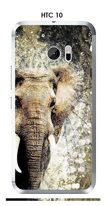 Carcasa HTC 10 Design Elephant Spirit: Amazon.es: Electrónica