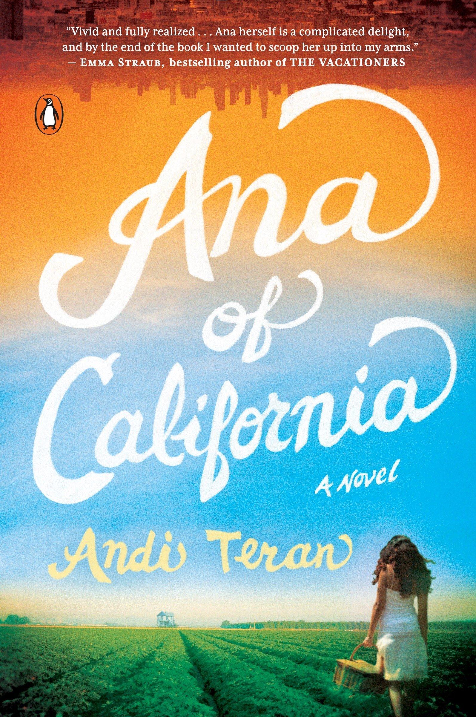 amazon ana of california a novel andi teran coming of age