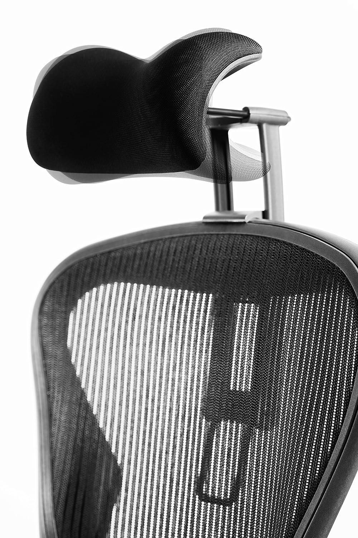 Aeron chair headrest - Amazon Com Four Pack Atlas Headrest Designed For The Herman Miller Aeron Chair Kitchen Dining
