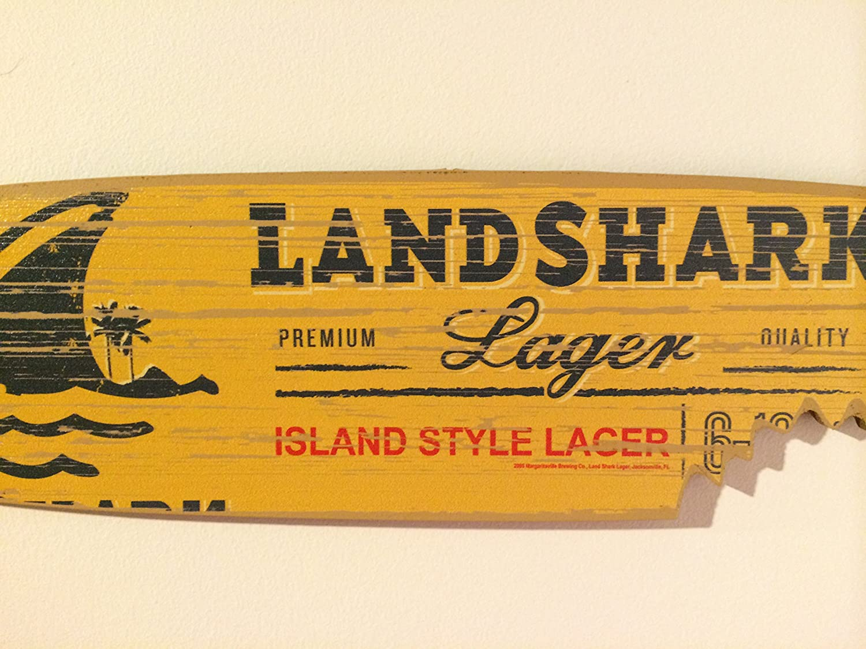 Amazon.com: Landshark Surfboard SMALL: Home & Kitchen