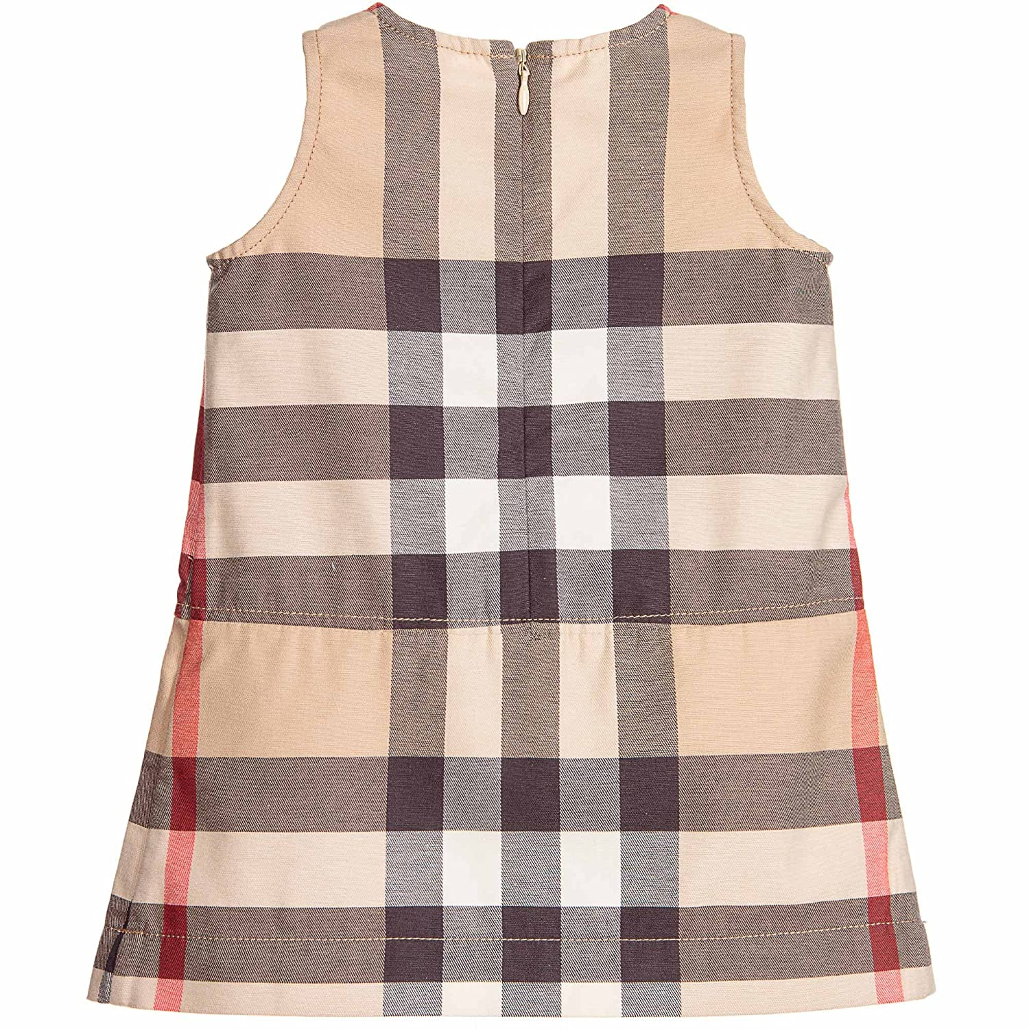 3823a006d8a8 BURBERRY Girls' Dress - Beige - 6 Years: Amazon.co.uk: Clothing