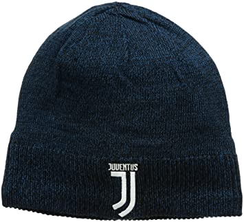 5156d231f71a97 adidas Juve Beanie Turin Juventus Hat, Blue, One Size: Amazon.co.uk ...