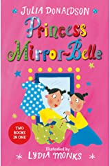 Princess Mirror-Belle: Princess Mirror-Belle Bind Up 1 Kindle Edition